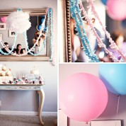 Gender Reveal Party { fille ou garçon ? }